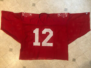 1982 Orange Bowl Nebraska Cornhuskers Jersey #12 Turner Gill Champion