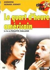Le quart d'heure Américain (Anémone, Gérard Jugnot) -  DVD