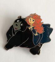 Disney Pixar Brave Merida Black Bear Fantasy Pin LE
