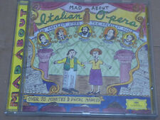 VARIOUS <  Mad About Italian Opera  > NM (CD)