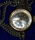 Old 17J Carisle Watch Necklace