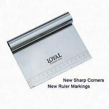 Stainless Scraper with Ruler - Loyal