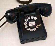 1939 Western Electric Model 302 Telephone - Restored - Plug-n-Play Ready