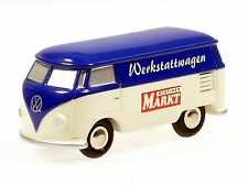 "Schuco Piccolo VW T1 Kasten ""Oldtimer Markt"" # 50132033"