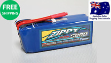 ZIPPY Flightmax 5000mAh 5S 40C Lipo Pack Battery RC Car Buggy Plane Drone Rotor
