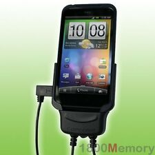 Carcomm Power Cradle for HTC Incredible S 2 Mobile Car Charger + Antenna Coupler