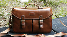 Vintage Look Britpop camera bag Messenger bag for DSLR Camera and lens