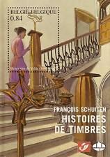 Schuiten : Cités Obscures : Hist de timbres 2000Ex N°/S