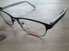 Rage Collection 443 black / white glasses frames. New.
