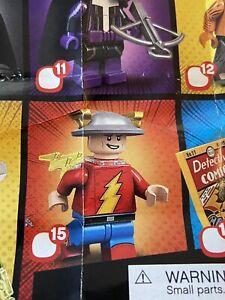 NEW DC SUPER HEROES LEGO MINIFIGURES SERIES 71026 - Flash, Jay Garrick