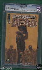 WALKING DEAD #1 COMIC CGC 9.4 Wizard World Philadelphia 2013 exclusive, REPRINTS
