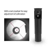 """1.25"""" Telescope Collimation Eyepiece Accessory for Reflector Newtonian Telescope"""