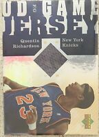 2006-07 Game Used JERSEY - QUENTIN RICHARDSON -  KNICKS