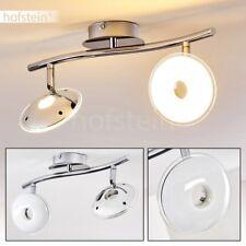 Plafonnier Design LED Lustre Lampe suspension Lampe de chambre à coucher Chrome