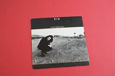 U2 One Tree Hill 7 inch single Island Festival Records + Insert K338 Australia