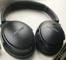 Pristine! Bose Quiet Comfort QC35 Headphones Noise Cancelling Wireless Black