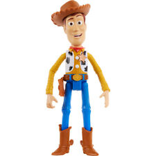 Disney Pixar Toy Story 4 True Talkers Woody Poseable Talking Figure - GDP83