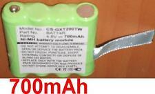 Batería 700mAh Para SWITEL WTF732 WTF735 BP40 Ni-Mh