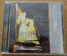 Michael Nyman - Michael Nyman Live - (The Piano etc) - CD Album