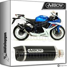 ARROW EXHAUST THUNDER BLACK C SUZUKI GSX-R 600 11-16