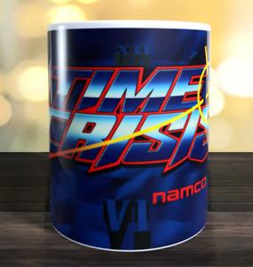 Time crisis retro arcade game Marquee Mug