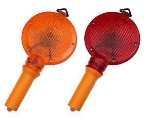 LED Baustellenleuchte Signallampe Baulampe Warnleuchte Baustellenlampe Leuchte