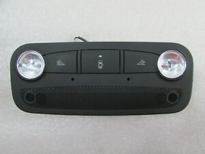 Lamborghini Aventador, Interior Dome Light, Used, P/N 8J0947111BS / 8J0951177