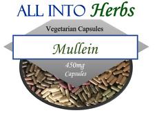Mullein Wildcrafted 50 Vegetarian Capsules