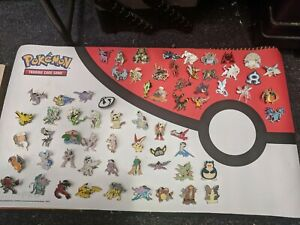 OFFICIAL Pokemon pins - Choose from 50+ pins