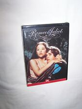 Romeo and Juliet (DVD 2000) Olivia Hussey, Leonard Whiting; New/Sealed; Rare