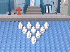 Lego 10 Eis Eiskugeln 6254 in weiß Neu