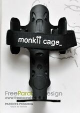 Monkii Cage L Bottle Holder 45 Degree Mounting