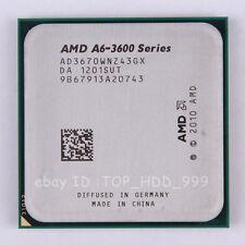 AMD A6-Series A6-3670K AD3670WNZ43GX Socket FM1 2.7 GHz Quad-Core CPU Processor