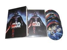 Star Wars: The Complete Saga 1-7 DVD 13-Disc Box Set 1 2 3 4 5 6 7 Force Awaken
