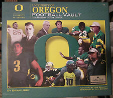 University of Oregon Ducks Football Vault by Bran Libby (2009, HARD back)