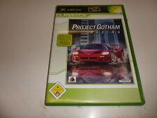 XBOX PROJECT GOTHAM RACING CLASSICS (5)
