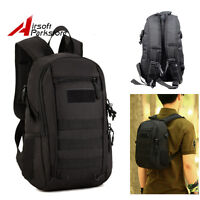 12L Outdoor Tactical Molle Backpack Rucksacks Camping Hiking Travel Bag Pack