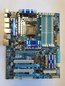 Gigabyte GA-P55A-UD6, P55 Sockel 1156 mit Defekt