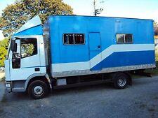 Diesel Living Horse Trailers & Horseboxes