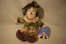 "10""  Scarecrow  Wizard of Oz Turner Entertainment Plush Doll 1998  (D617)"