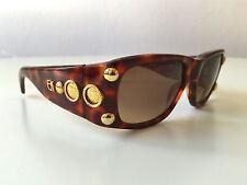 Vintage Emmanuelle Khanh Sunglasses EK 1601 BB made in France no Versace 424