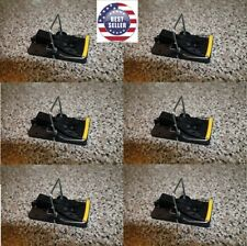 6 packs Vole trap field Mouse Traps Snap-E Reusable Mice Control Catching