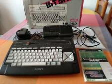 MSX SONY HIT BIT HB-20P