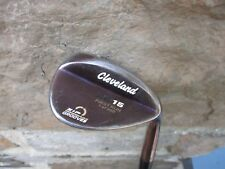RH Cleveland CG15 Oil Quench 56° Sand Wedge First Run 1 0f 250 56-14 2 Dots