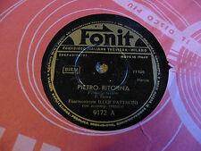 Iller Pattacini fisarmonica - Brusseler Spitzen / Pietro Ritorna - 78 giri