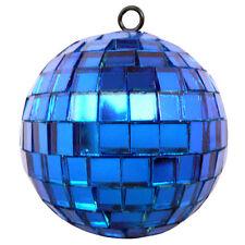kleine Spiegelkugel Disco-Kugel Disko-Kugel DJ Effekt-Licht Party-Licht 5cm blau