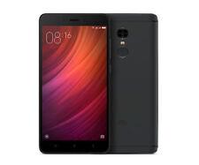 Teléfonos móviles libres Android Xiaomi Redmi Note 4 de color principal negro