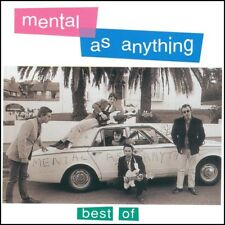 MENTAL AS ANYTHING - BEST OF CD ~ NIPS ARE GETTING BIGGER ++ GREATEST HITS *NEW*