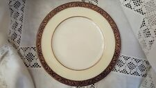 Antique Tiffany & Co. Porcelain by Cauldon  Gilt and Cobalt Dinner Plate