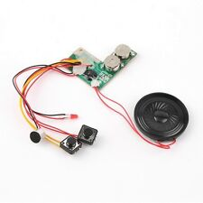 New Recordable Voice Module for Greeting Card Music Sound Talk chip musical EF